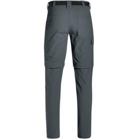 Maier Sports Torid Slim Spodnie długie Mężczyźni short szary